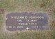 William Delbert Johnson