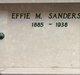 Effie Sanderson
