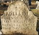 "Profile photo:  Adelaide ""Addie"" Coolidge"