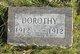 Dorothy Lant
