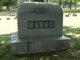 "Harriet ""Hattie"" <I>Eggleston</I> Bates"