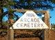 Arcade Cemetery