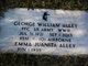 Profile photo:  George William Alley