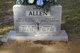 Fred H Allen, Sr