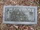 Rhoda <I>Riddle</I> York