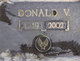 Profile photo:  Donald V Reed