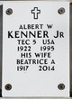 Profile photo:  Albert W Kenner, Jr