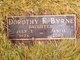 Dorothy Florence <I>Fassler</I> Byrne