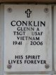 Profile photo:  Glenn A Conklin