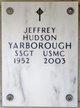 Jeffrey Hudson Yarborough