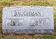 Profile photo:  Gladys Mary <I>Gale</I> Baughman