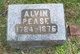 Alvin Pease