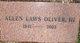 Allen Laws Oliver, III