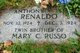 Profile photo:  Anthony Renaldo