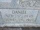 Profile photo:  Daniel Johnson
