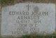 Profile photo:  Edward Joseph Arnault