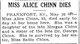 Alice Chinn