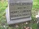 Edith D. <I>Sperber</I> Lincoln