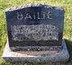 Mary Irene Bailie