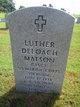 Profile photo:  Luther Deloach Matson