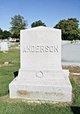 Alexander H Anderson