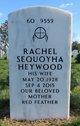 Rachel Sequoya <I>Heywood</I> O'Connor