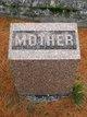 """Sarah Jane """"Jennie"""" <I>Mosher</I> Sisson"""