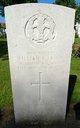 Profile photo: Pvt William Arthur <I> </I> Cripps,