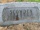 Bernice Ada <I>Leffler</I> Scowden