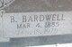 Profile photo:  Brainard Bardwell