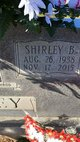 Shirley Esther <I>Butcher</I> Tilley Bowman