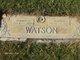 Profile photo:  Donald C. Watson