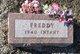 "Calvin Frederick ""Freddy"" Aggertt"