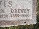 Drewey Ezra Davis