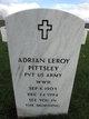Profile photo:  Adrian Leroy Pittsley