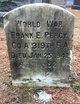 Profile photo:  Frank E Percy