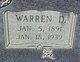 Warren Davis Batchelor