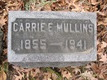 Carrie E Mullins