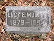 Lucy E Mullins