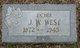 """James W """"Jim"""" West"""
