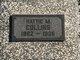 Hattie M. Collins