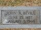 John A Bevill