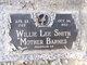 Willie Lee <I>Smith</I> Barnes