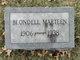 Profile photo:  Blondell Mildred <I>Murphy</I> Marteen
