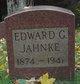 Profile photo:  Edward G. Jahnke