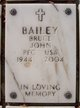 Bruce John Bailey