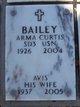 Avis Lucille Bailey