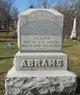 Lillian <I>Walker</I> Abrams