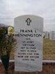 Profile photo:  Frank Ladale Hennington