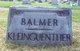 Profile photo:  Balmer